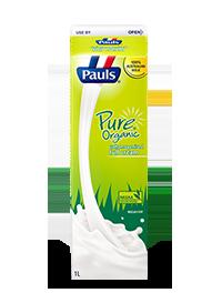 Pure Organic Unhomogenised Full Cream