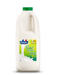 Pure Organic Homogenised Full Cream
