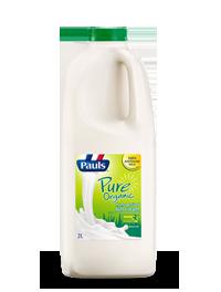 Pure Organic Homogenised Full Cream