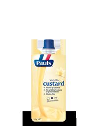 Vanilla Custard Pouch