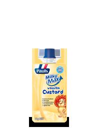Milky Max Vanilla Custard Pouch