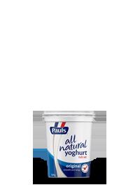 All Natural Yoghurt Original