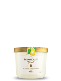 Farmhouse Gold Yoghurt Lemon