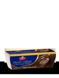 Dolce Velvet Crème Dark Chocolate
