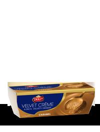 Dolce Velvet Crème Caramel