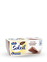 Soleil Chocolate Mousse