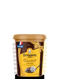 Bundaberg Rum Rumball Premium Custard