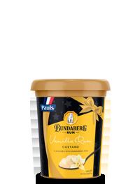Bundaberg Rum Vanilla Rum Premium Custard