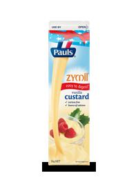Zymil Vanilla Custard