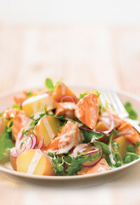Salmon & Potato Salad