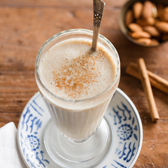Banana & Almond Chai Smoothie