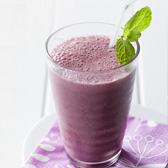 Cherry Mint Smoothie