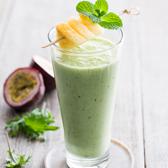 Kale, Pineapple & Ginger Smoothie