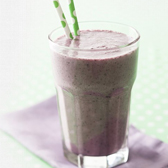 Pomegranate, Blueberry And Ginger Smoothie