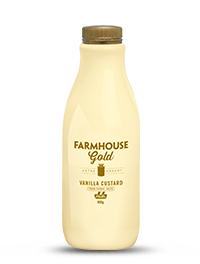 Farmhouse Gold Vanilla Custard