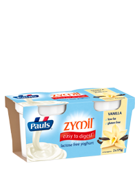 Pauls Zymil Lactose Free Yoghurt Vanilla