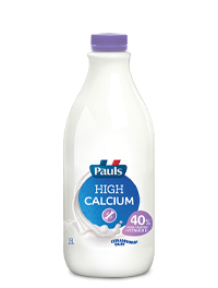 NEW! High Calcium Milk