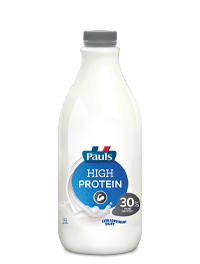 NEW! High Protein Milk