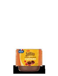 Allen's Jaffas Inpired Choc-Orange Custard