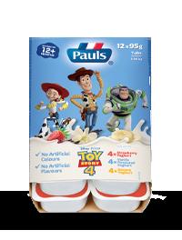 Toy Story Yoghurt Multipack 12 x 95g