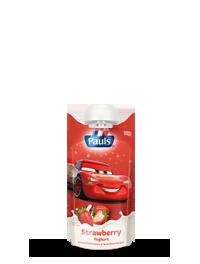 Pauls Cars Strawberry Yoghurt Pouch