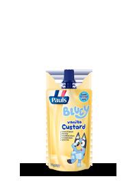 Pauls Bluey Vanilla Custard Pouch